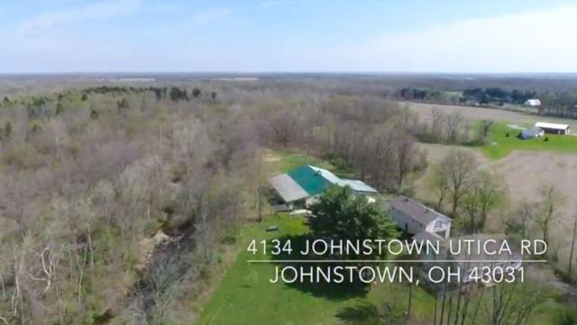 4134 Johnstown Utica Road, Johnstown, OH 43031 (MLS #219004338) :: The Clark Group @ ERA Real Solutions Realty