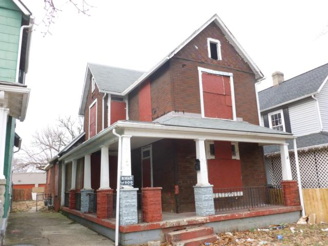 57 Wisconsin Avenue, Columbus, OH 43222 (MLS #219004353) :: RE/MAX ONE