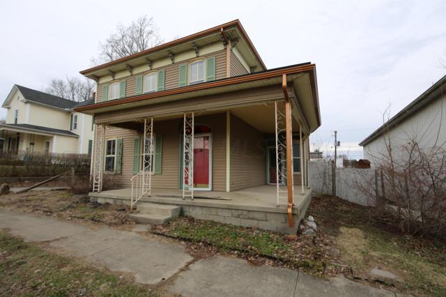 521 E Chestnut Street, Lancaster, OH 43130 (MLS #219004361) :: Keller Williams Excel