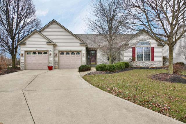 781 Mill Wind Court E, Westerville, OH 43082 (MLS #219004433) :: Berkshire Hathaway HomeServices Crager Tobin Real Estate