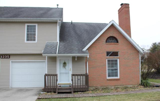 1235 Pineview Trail C, Newark, OH 43055 (MLS #219004445) :: Brenner Property Group | KW Capital Partners