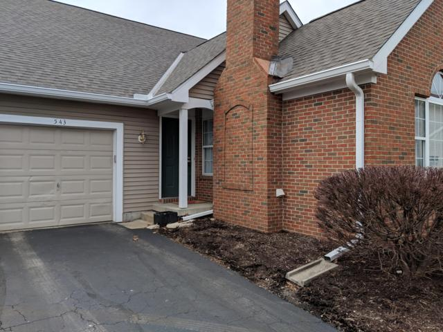 543 Brickstone Drive, Delaware, OH 43015 (MLS #219004449) :: Brenner Property Group | KW Capital Partners