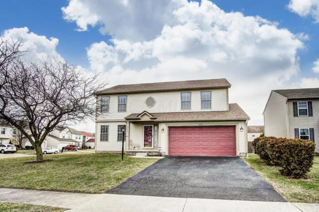 5421 Jack Russell Way, Columbus, OH 43232 (MLS #219004468) :: CARLETON REALTY