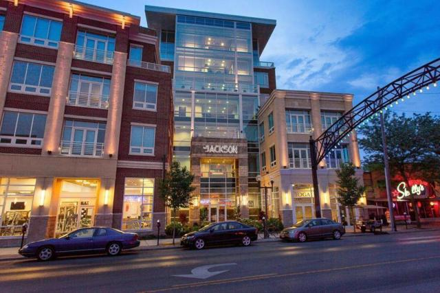 1145 N High Street #202, Columbus, OH 43201 (MLS #219004540) :: Berkshire Hathaway HomeServices Crager Tobin Real Estate