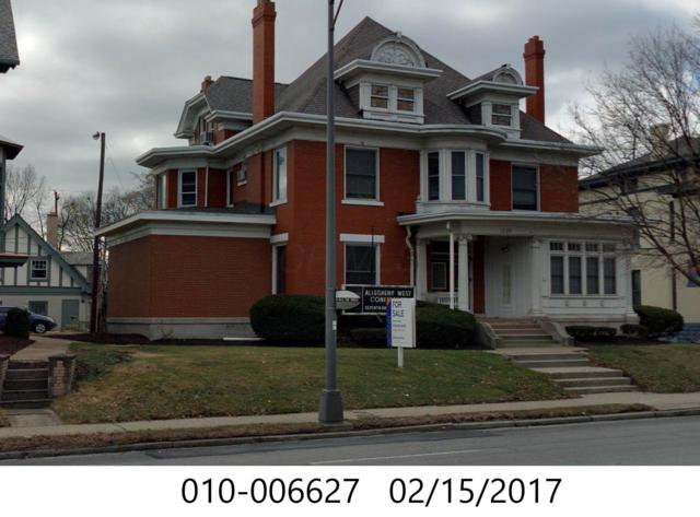 1339 E Broad Street, Columbus, OH 43205 (MLS #219004542) :: Berkshire Hathaway HomeServices Crager Tobin Real Estate