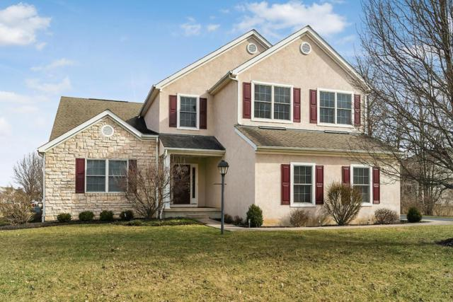 1893 Tulip Way, Lewis Center, OH 43035 (MLS #219004565) :: Berkshire Hathaway HomeServices Crager Tobin Real Estate