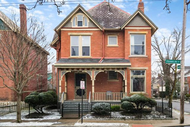 803 Franklin Avenue, Columbus, OH 43205 (MLS #219004580) :: Shannon Grimm & Partners
