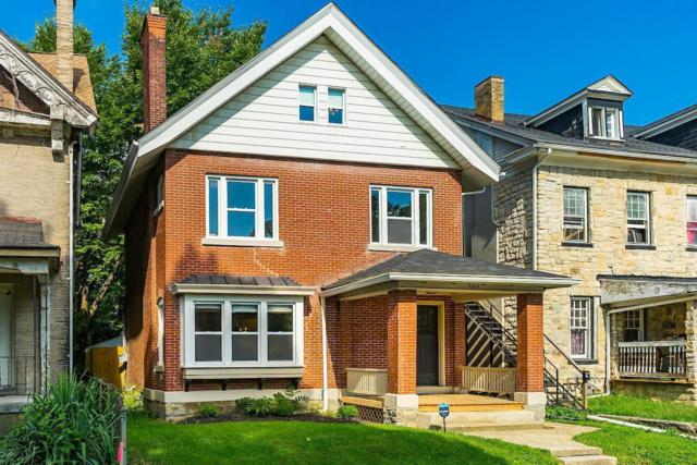 323 Linwood Avenue, Columbus, OH 43205 (MLS #219004645) :: Signature Real Estate