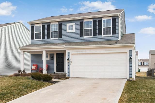 1270 Morningside Street, Blacklick, OH 43004 (MLS #219004671) :: RE/MAX ONE