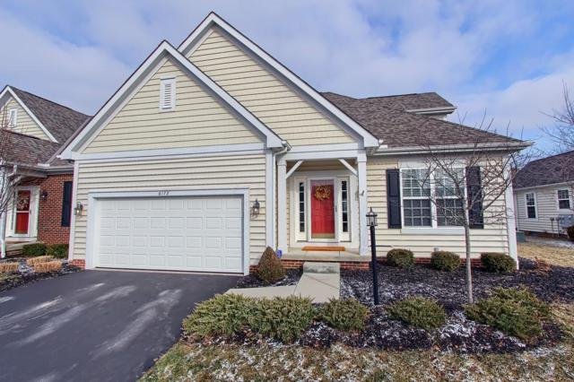 6172 Rays Way #19, Hilliard, OH 43026 (MLS #219004719) :: Signature Real Estate