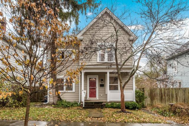 63 W Pacemont Road, Columbus, OH 43202 (MLS #219004811) :: Shannon Grimm & Partners
