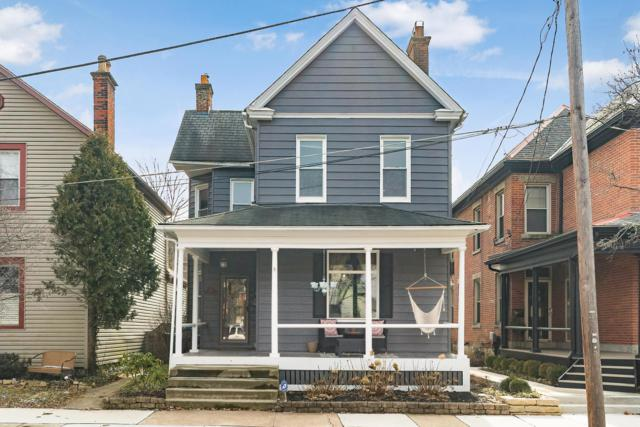441 Reinhard Avenue, Columbus, OH 43206 (MLS #219004918) :: Shannon Grimm & Partners