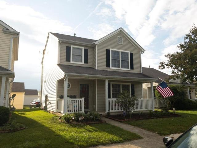 463 Proclaim Lane, Galloway, OH 43119 (MLS #219004956) :: Berkshire Hathaway HomeServices Crager Tobin Real Estate