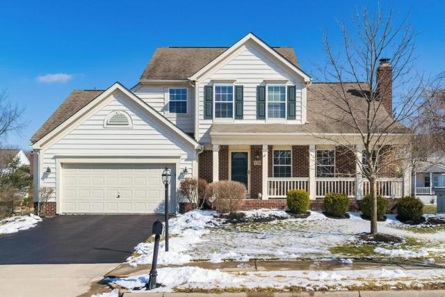 128 Timber Oak Drive, Powell, OH 43065 (MLS #219004982) :: Exp Realty