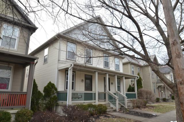 1105 Highland Street, Columbus, OH 43201 (MLS #219005011) :: The Raines Group