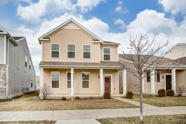 5828 Trail Creek Drive, Dublin, OH 43016 (MLS #219005030) :: Shannon Grimm & Partners