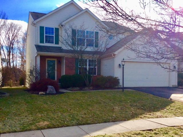 5737 Covington Meadows Drive, Westerville, OH 43082 (MLS #219005036) :: Exp Realty