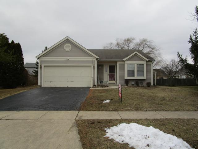 1314 Cinnamon Drive, Marysville, OH 43040 (MLS #219005129) :: Signature Real Estate