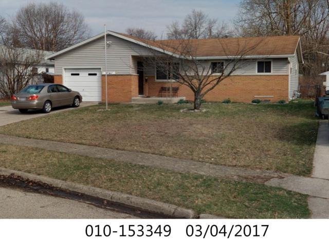 3740 Dresden Street, Columbus, OH 43224 (MLS #219005140) :: Susanne Casey & Associates