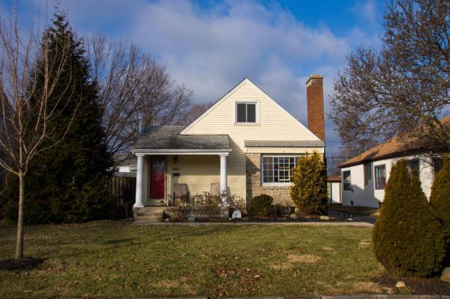 261 Letchworth Avenue, Columbus, OH 43204 (MLS #219005253) :: Berkshire Hathaway HomeServices Crager Tobin Real Estate