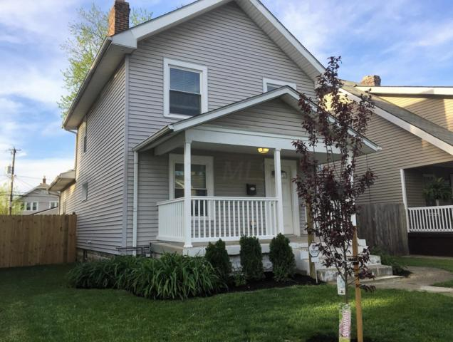 156 E Welch Avenue, Columbus, OH 43207 (MLS #219005254) :: Signature Real Estate