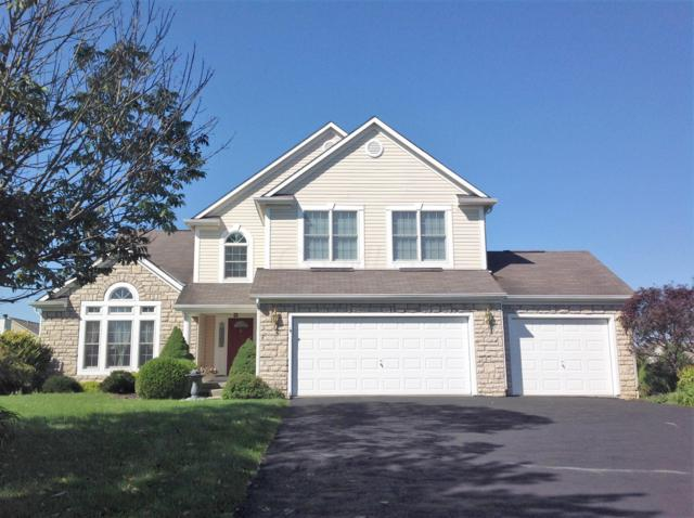 4384 Houser Drive, Lewis Center, OH 43035 (MLS #219005271) :: Berkshire Hathaway HomeServices Crager Tobin Real Estate