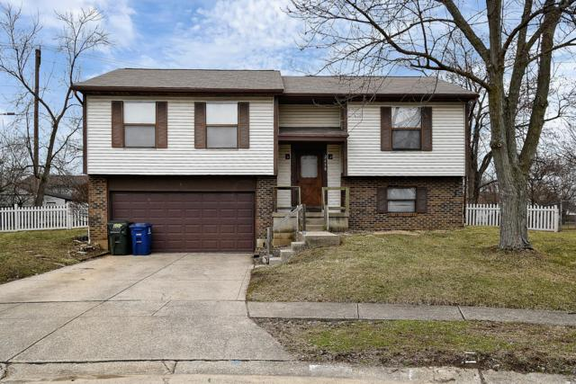 2658 Buckwheat Court, Columbus, OH 43207 (MLS #219005325) :: Berkshire Hathaway HomeServices Crager Tobin Real Estate