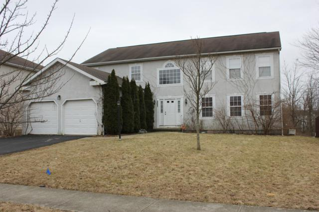 8007 Harvestmoon Drive, Reynoldsburg, OH 43068 (MLS #219005349) :: Shannon Grimm & Partners