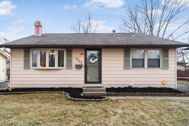 1699 Brookfield Square S, Columbus, OH 43229 (MLS #219005416) :: The Raines Group