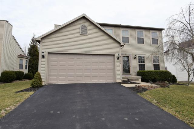 1694 Quail Meadows Drive, Lancaster, OH 43130 (MLS #219005699) :: The Raines Group