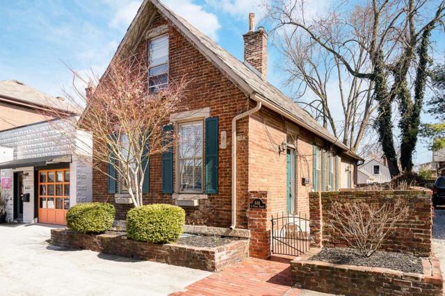 646 S Pearl Street, Columbus, OH 43206 (MLS #219005754) :: Signature Real Estate