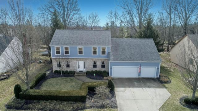 2954 Nantucket Drive, Lewis Center, OH 43035 (MLS #219005975) :: Berkshire Hathaway HomeServices Crager Tobin Real Estate