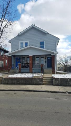 816 Wager Street, Columbus, OH 43206 (MLS #219006009) :: Shannon Grimm & Partners