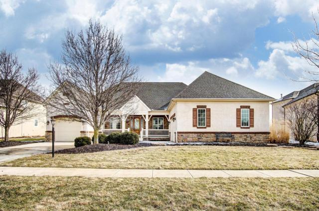 4461 Hickory Rock Drive, Powell, OH 43065 (MLS #219006168) :: Susanne Casey & Associates