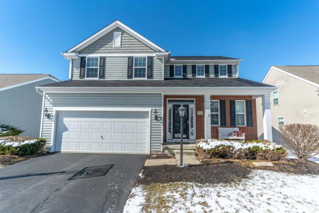 252 Butterfly Drive, Sunbury, OH 43074 (MLS #219006281) :: Berkshire Hathaway HomeServices Crager Tobin Real Estate