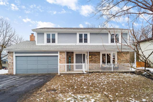685 Vancouver Drive, Westerville, OH 43081 (MLS #219006321) :: RE/MAX ONE