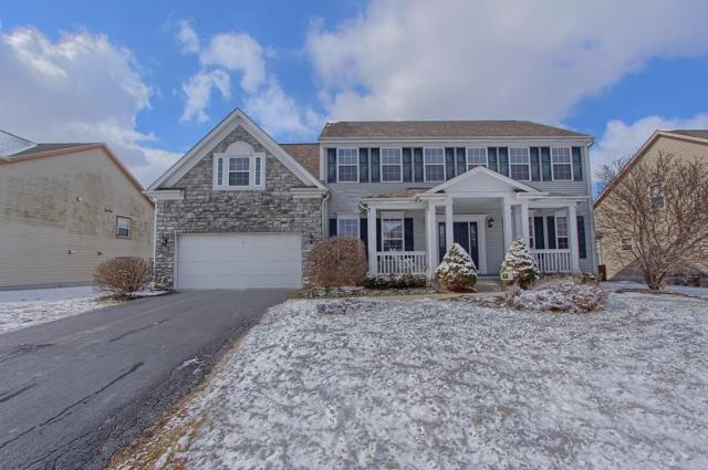 7269 Connor Avenue, Canal Winchester, OH 43110 (MLS #219006492) :: Signature Real Estate