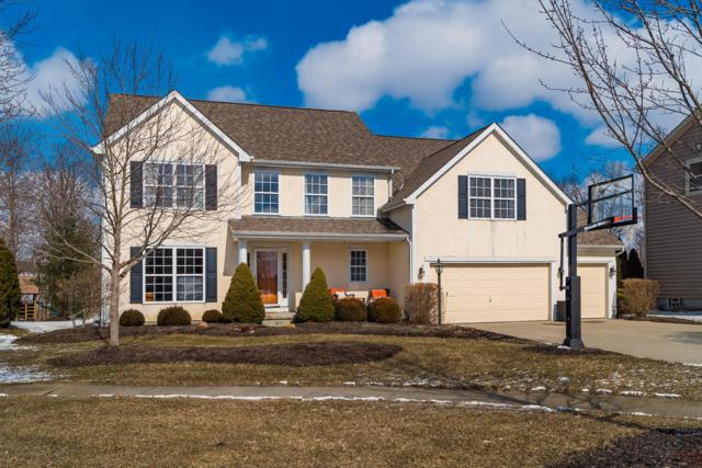 4716 Glen Lakes Drive, Powell, OH 43065 (MLS #219006580) :: Shannon Grimm & Partners