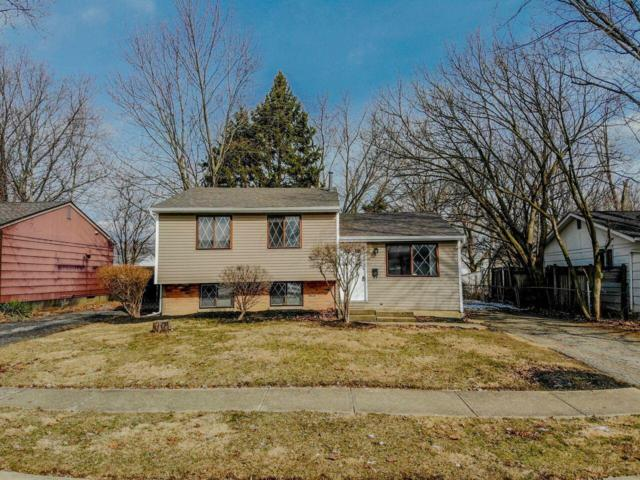2200 Hampstead Drive, Columbus, OH 43229 (MLS #219006622) :: The Raines Group