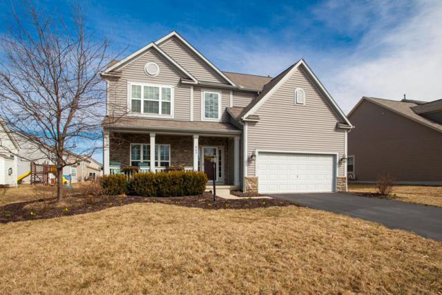 965 Huntley Drive, Delaware, OH 43015 (MLS #219006955) :: Shannon Grimm & Partners