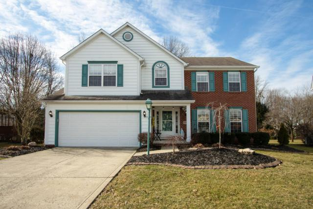 5590 Innisbrook Court, Westerville, OH 43082 (MLS #219007160) :: Shannon Grimm & Partners