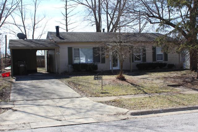 7433 Marlan Avenue, Reynoldsburg, OH 43068 (MLS #219007200) :: Shannon Grimm & Partners