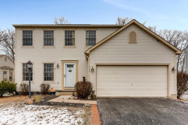 316 Jaguar Spur Avenue, Delaware, OH 43015 (MLS #219007235) :: Shannon Grimm & Partners