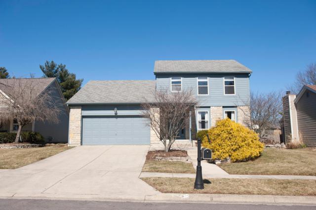 1496 Deer Crossing Lane, Worthington, OH 43085 (MLS #219007236) :: Keith Sharick | HER Realtors