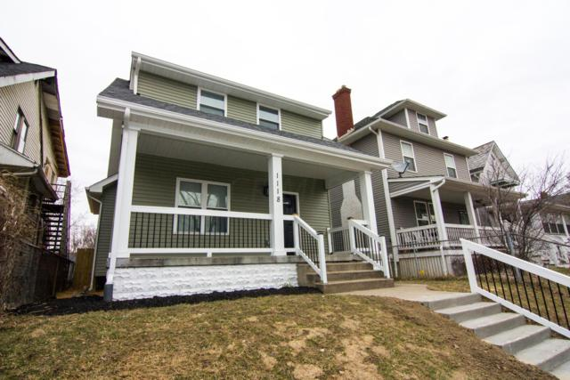 1118 E Whittier Street, Columbus, OH 43206 (MLS #219007240) :: Signature Real Estate
