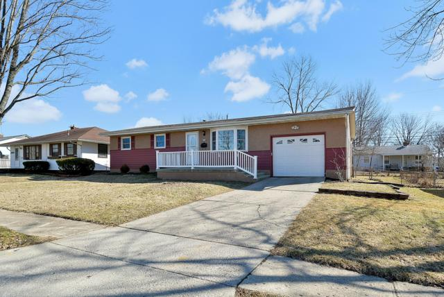 3454 Oaklawn Street, Columbus, OH 43224 (MLS #219007300) :: The Raines Group