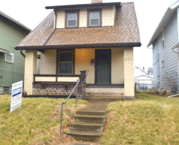 220 E Welch Avenue, Columbus, OH 43207 (MLS #219007310) :: RE/MAX ONE