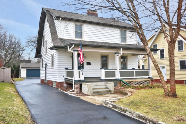 81 E Torrence Road, Columbus, OH 43214 (MLS #219007350) :: Signature Real Estate