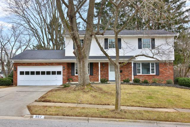 507 Stevenson Avenue, Worthington, OH 43085 (MLS #219007388) :: Keith Sharick | HER Realtors