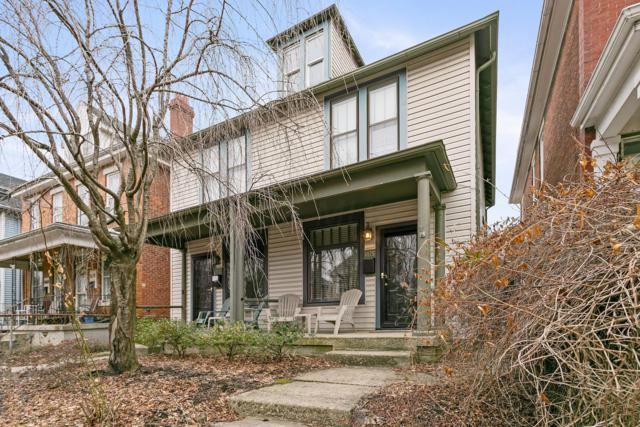 1175 Oregon Avenue, Columbus, OH 43201 (MLS #219007497) :: RE/MAX ONE